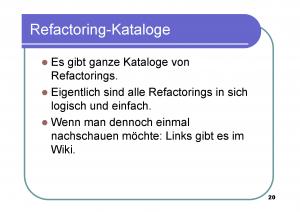 Refactoring20